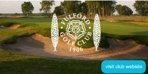 Welcome to Fulford Golf Club